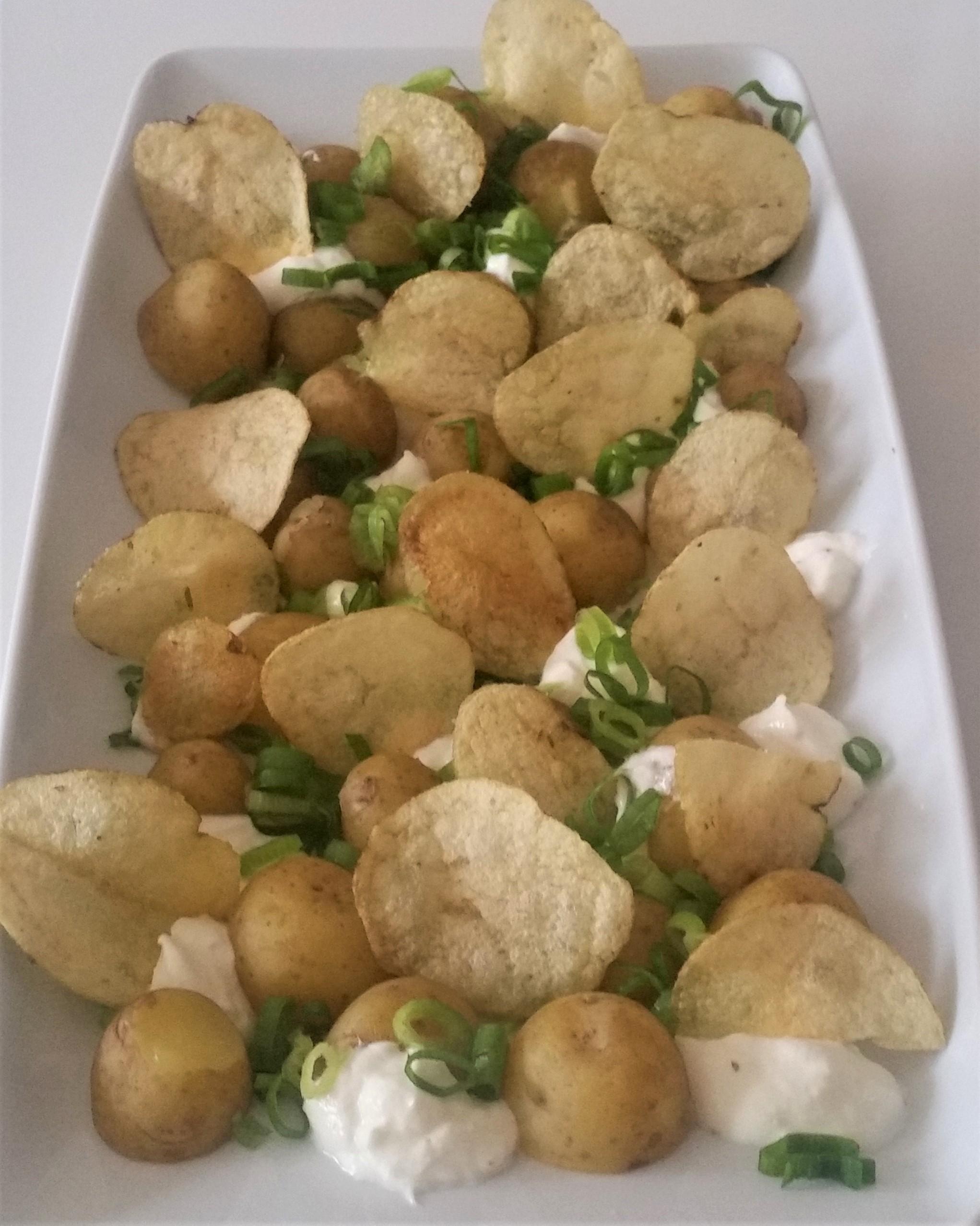Kartofler Med Rygeostcreme Mors Mad